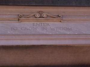 enter wisdom detail