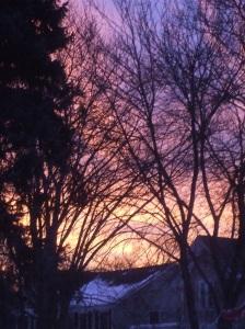 one + one sunrise