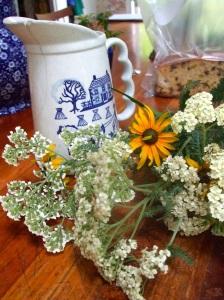 day begins here vase blackeyed