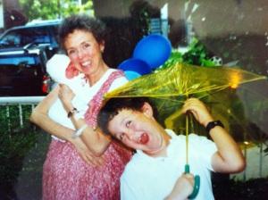 teddy home umbrella