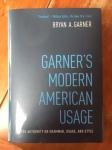 garner modern usage