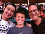 boys at wrigley