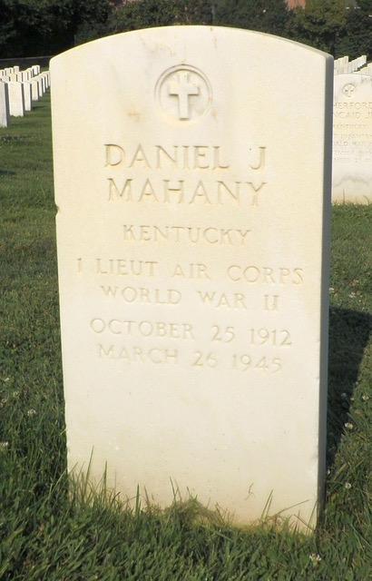 danny headstone