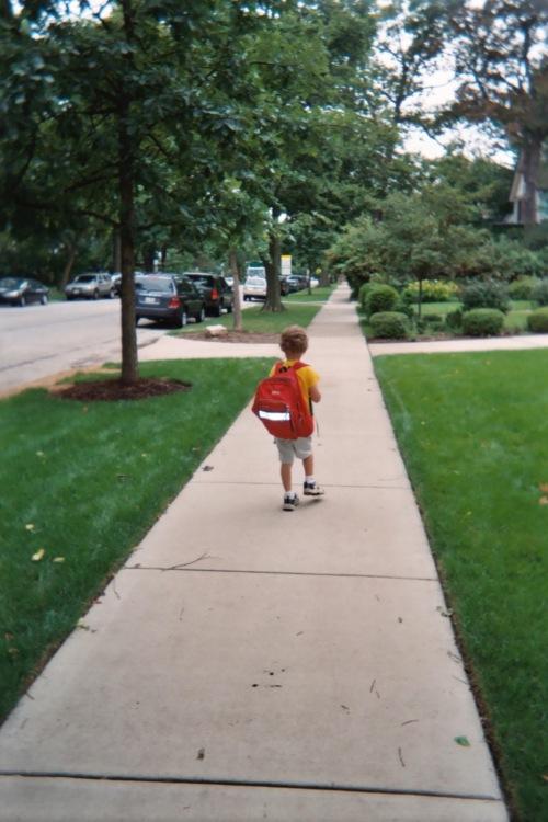 kindergarten-bound