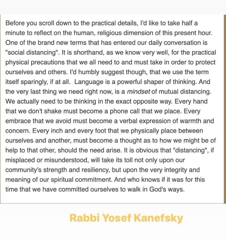 rabbi wisdom