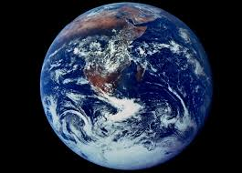 blue marble